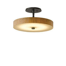 Disq LED Semi-Flush | General lighting | Hubbardton Forge