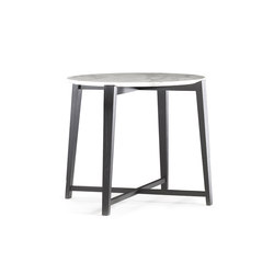 Tris occasional table | Mesas auxiliares | Flexform