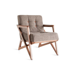 Beatriz Lounge Chair | Fauteuils d'attente | Sossego