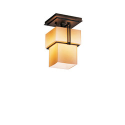 Kakomi Semi-Flush | General lighting | Hubbardton Forge