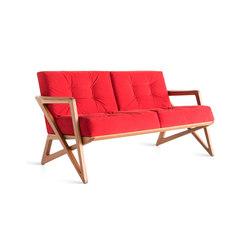 Beatriz Sofa | Lounge sofas | Sossego