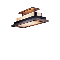 Steppe Semi-Flush | General lighting | Hubbardton Forge