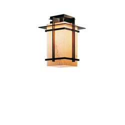 Tourou Outdoor Semi-Flush | General lighting | Hubbardton Forge