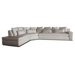 Beekman Sectional Sofa | Sofas | BESPOKE by Luigi Gentile