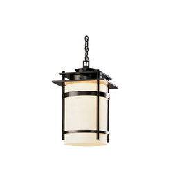 Banded Large Outdoor Fixture | Pendant lights | Hubbardton Forge