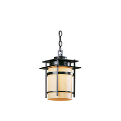 Banded Small Outdoor Fixture | Pendant lights | Hubbardton Forge
