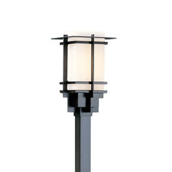 Tourou Large Outdoor Post Light | Freestanding floor lamps | Hubbardton Forge