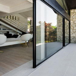 TH+ Invisible frame | French doors | Vitrocsa