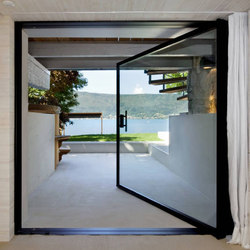Vitrocsa 3001 Pivoting | Window systems | Vitrocsa