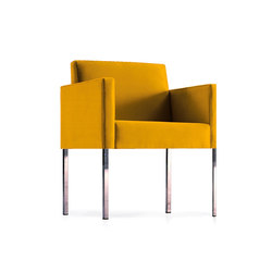 Artica | Visitors chairs / Side chairs | Sancal