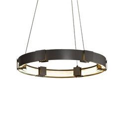 Aura LED Pendant | Éclairage général | Hubbardton Forge
