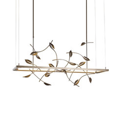 Autumn LED Pendant | Lámparas de suspensión | Hubbardton Forge