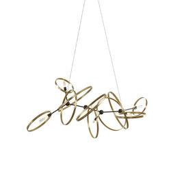 Celesse Pendant | Allgemeinbeleuchtung | Hubbardton Forge