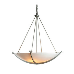 Compass Large Scale Pendant | Iluminación general | Hubbardton Forge