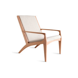 Gisele Lounge Chair Upholstered | Sillones lounge | Sossego