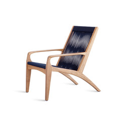 Gisele Lounge Chair Outdoor | Garden armchairs | Sossego