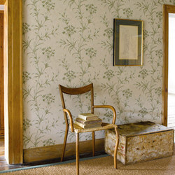 Agapanthus | Wall coverings / wallpapers | Zoffany