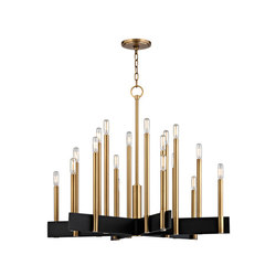 Abrams | Illuminazione generale | Hudson Valley Lighting