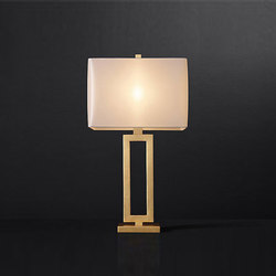 Clarke Table Lamp | Iluminación general | RH Contract