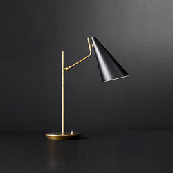 Clemente Task Table Lamp | General lighting | RH Contract