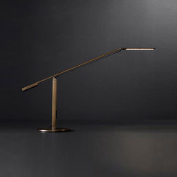 Equo LED Task Table Lamp | Illuminazione generale | RH Contract