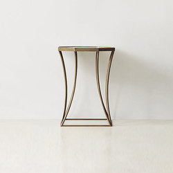 Lena Side Table | Side tables | RH Contract