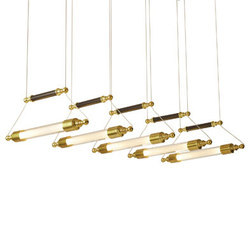 Otto 5 Light Pendant | Iluminación general | Hubbardton Forge