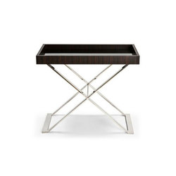 Belvedere Tray Table | Mesas auxiliares | Powell & Bonnell