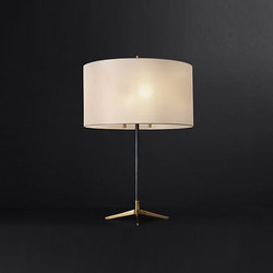 Milos Table Lamp | Iluminación general | RH Contract