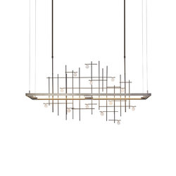 Spring LED Pendant | Illuminazione generale | Hubbardton Forge