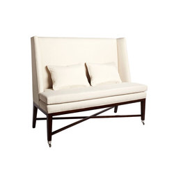 Chatsworth Dining Settee | Divani lounge | Powell & Bonnell