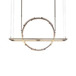 Theta LED Pendant | Éclairage général | Hubbardton Forge