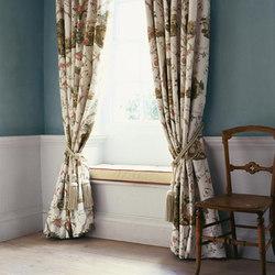 Au Pied Des Ruines | Curtain fabrics | Zoffany