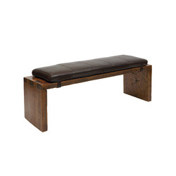 Dovetail Bench | Panche attesa | Powell & Bonnell