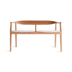 Julieta Loveseat | Upholstered benches | Sossego