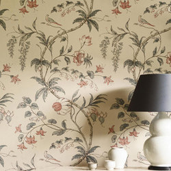Chambalon | Wall coverings / wallpapers | Zoffany
