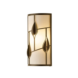 Alison's Leaves Sconce | Iluminación general | Hubbardton Forge