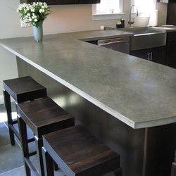 Countertops | Küchenarbeitsflächen | Trueform Concrete