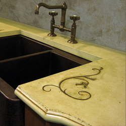 Countertops | Kitchen countertops | Trueform Concrete