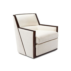 Galileo Swivel Lounge | Lounge chairs | Powell & Bonnell