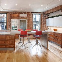 Industrial Chic | Einbauküchen | Trueform Concrete