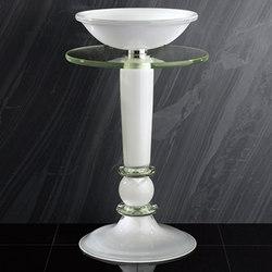Coppa Pedestal White | Waschtische | Vitraform