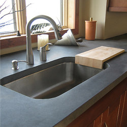 Lakehouse | Kitchen sinks | Trueform Concrete