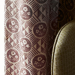 Diamonds & Flowers | Papiers peint | Zoffany