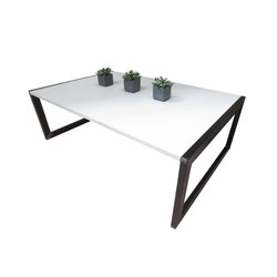 Zen Concrete Coffee Table | Lounge tables | Trueform Concrete