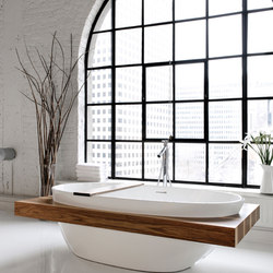 BBE01-SHELF - Be Collection | Free-standing baths | WETSTYLE