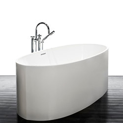 BBE02 - Be Collection | Free-standing baths | WETSTYLE