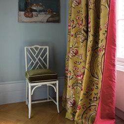 Fleurs Rococo | Curtain fabrics | Zoffany