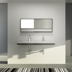 Floating Sink Bracket System | Wall mirrors | WETSTYLE