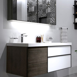 Frame Collection | Armarios lavabo | WETSTYLE